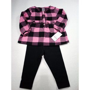 NEW CARTERS  2 PC OUTFIT
